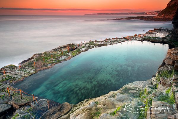 bogie hole newcastle rock pool hand carved from the