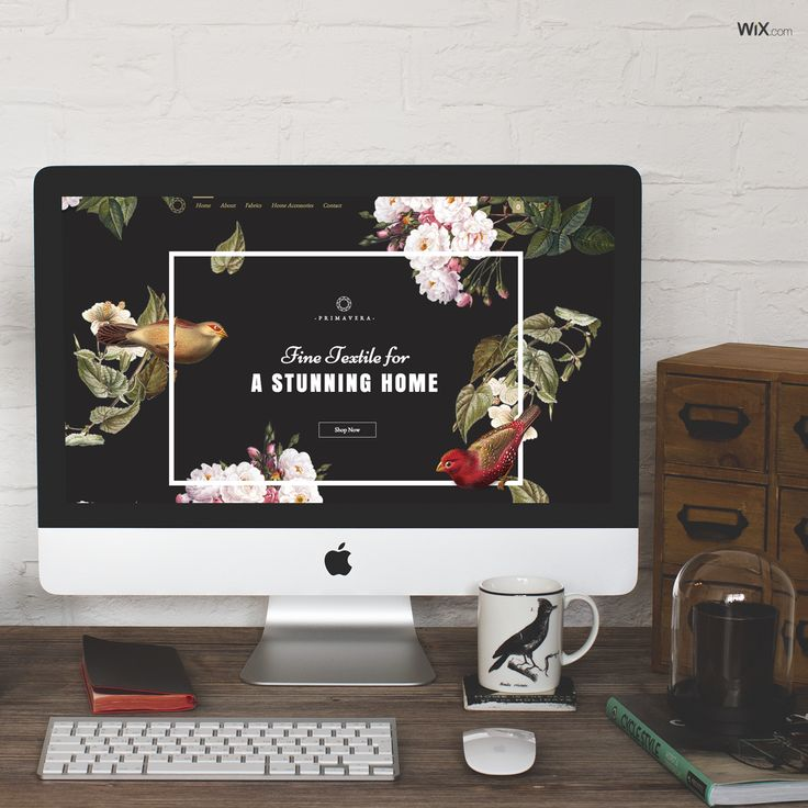 how to create a website on wix for school