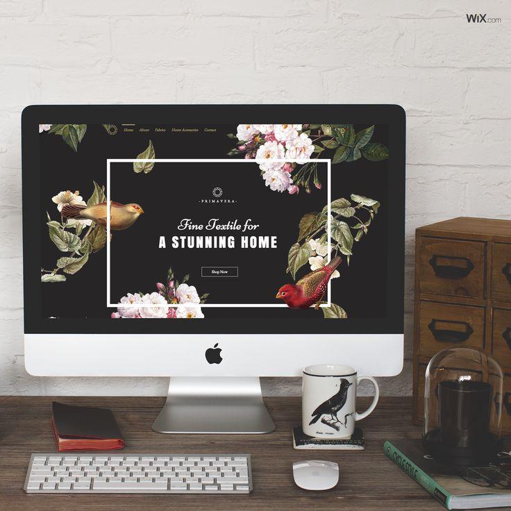 Trendy Home Decor Websites: 207 Best Images About Web Designs & Inspiration On