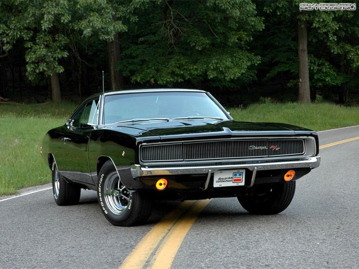 Q: What's the cure for too much 68 Charger? A: More 68 Charger.