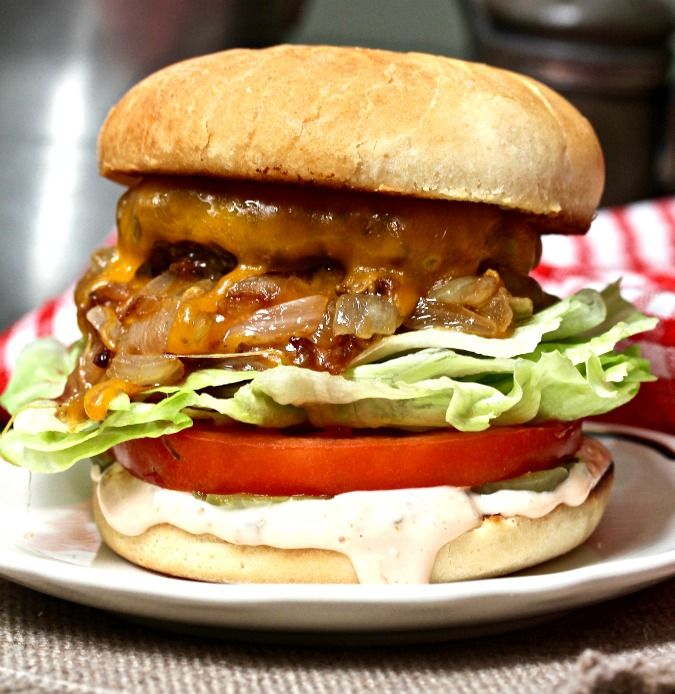 Animal Style Double-Double Burger | In-N-Out Copycat