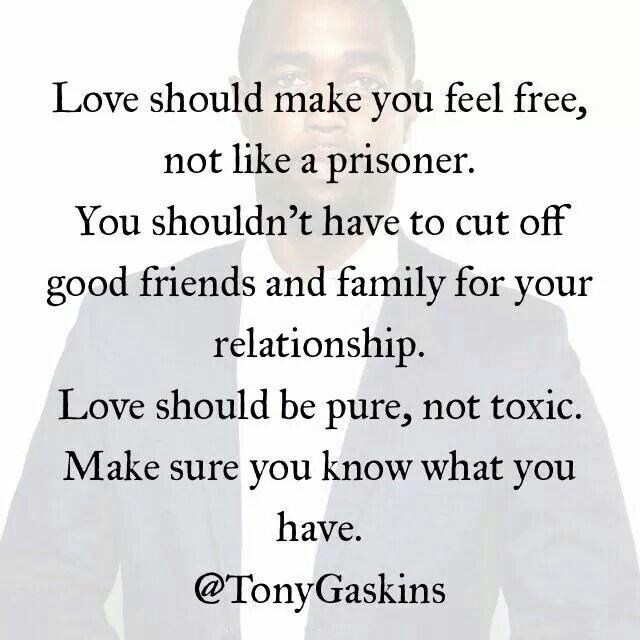 Love Isnt Toxic