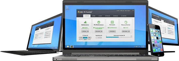 AVG PC TuneUp | Get a Cleaner, Faster PC | Free Download