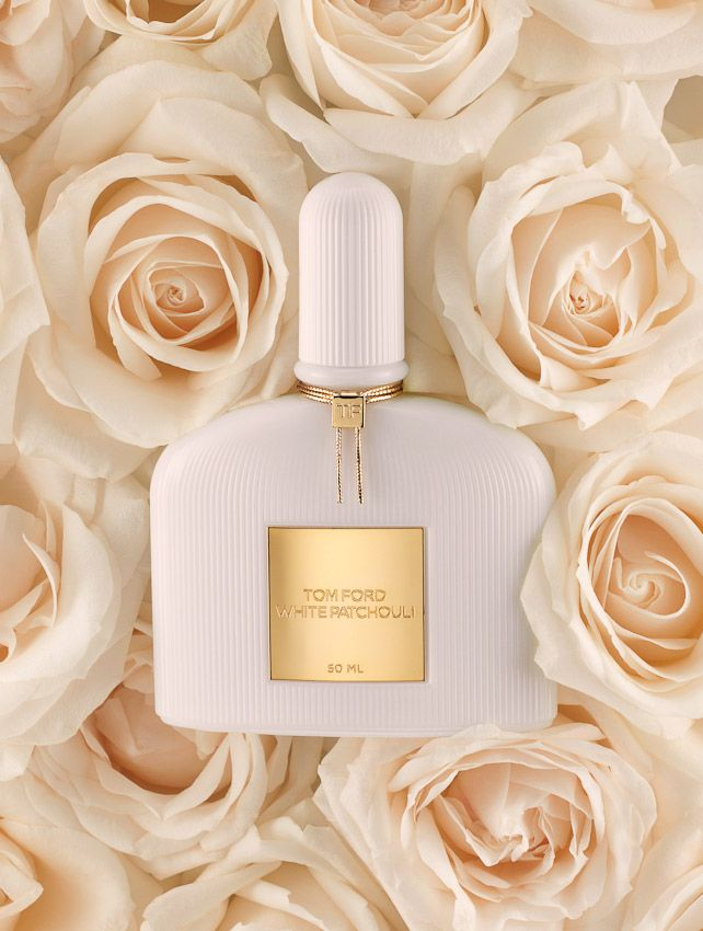 White Patchouli - Tom Ford (photo David Parfitt)
