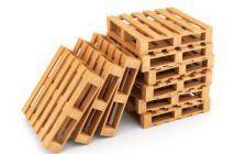 Table basse caisse en bois
