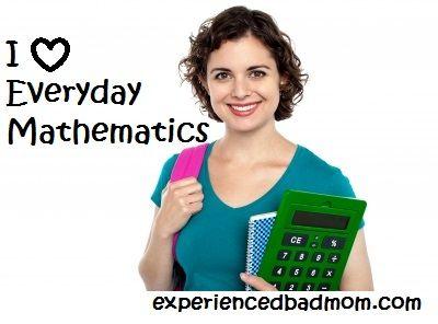 Everyday Mathematics in First Grade - Let the FUN begin! #humor #sarcasm #Ihatemathhomework