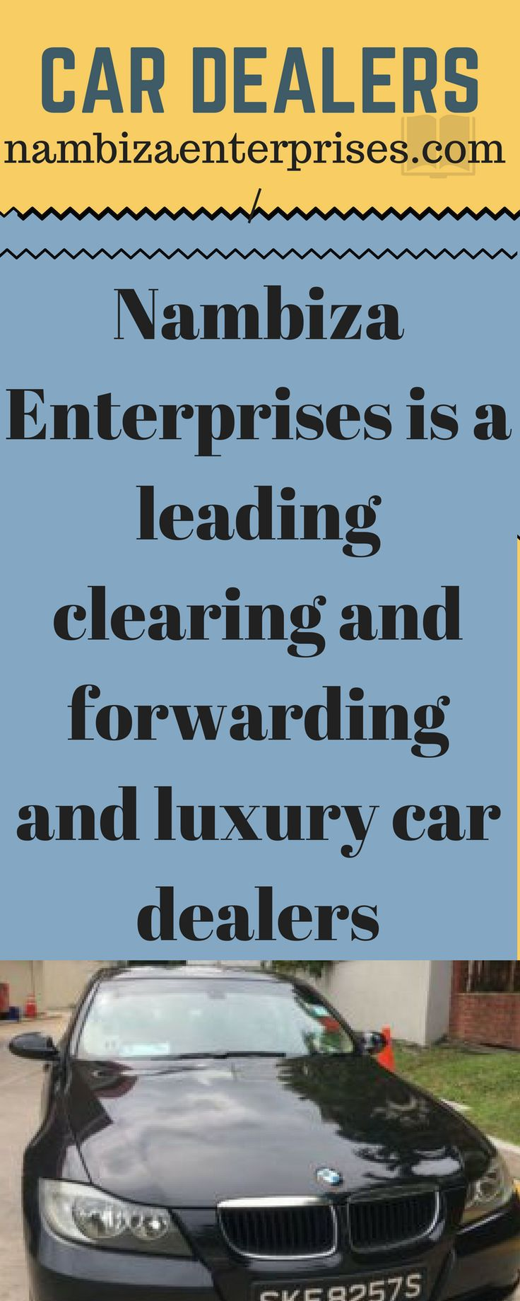"""Nambiza Enterprises is a leading clearing and forwarding and luxury car dealers & dealerships in Tanzania. Contact at : +255762403891"""" http://nambizaenterprises.com/"""