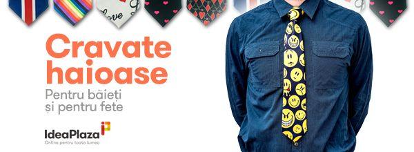Alege o #cravata haioasa pentru #baieti sau pentru #fete - http://goo.gl/Wxxteg