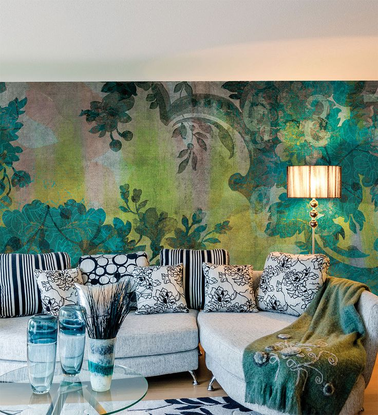 Panoramic wallpaper VICTORIYA Venice Collection by N.O.W. Edizioni