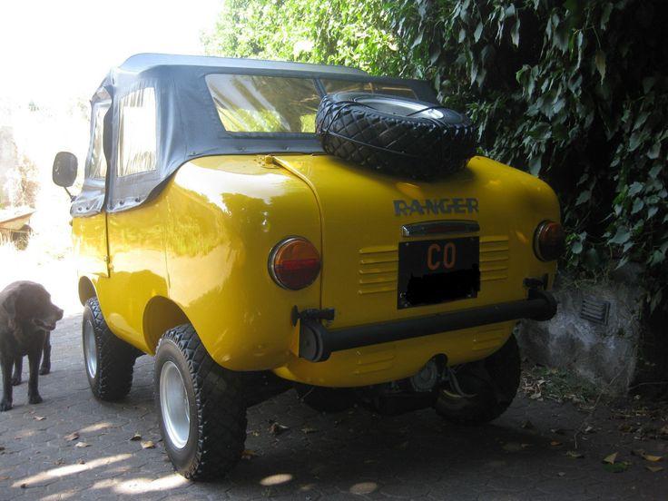 '67 Fiat Ranger