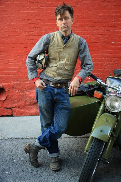 Boise Style: Working Class Style . . . Authentic Americana . . .