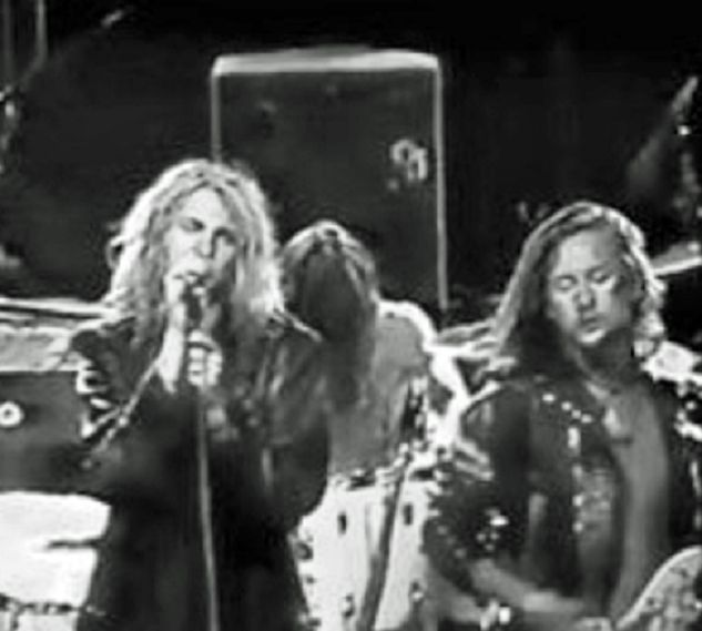 Layne, Sean & Jerry: 1990 - Gothic Theater: Denver, CO