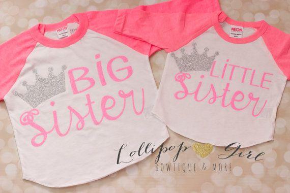 Big sister; Little sister; Raglan