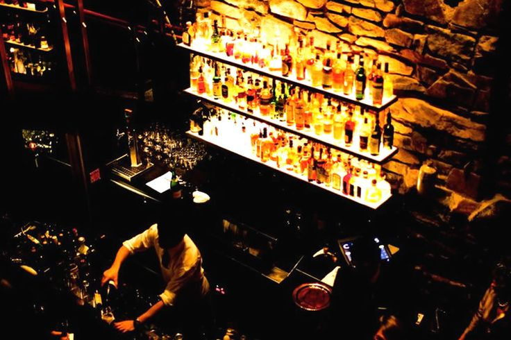 Cocktail bar design ideas google projects to for Commercial wine bar design ideas