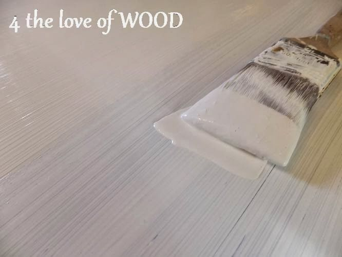 4 the love of wood: HOW TO PAINT A SHABBY CHIC DRESSER