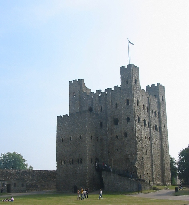 Abandoned Places Medway: 150 Best Images About Rochester Castle, Kent, England