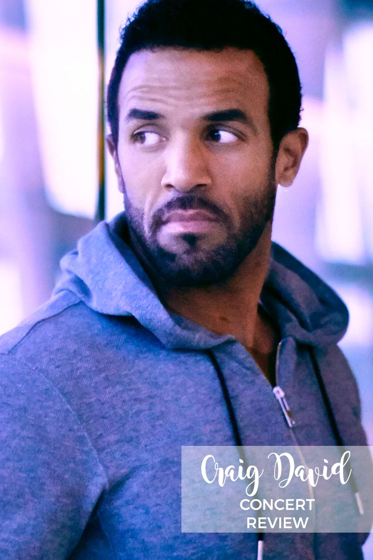 Craig David Concert Review | Craig David's tour stopped in Cardiff this month, and we tell you every reason you should buy a ticket to see him