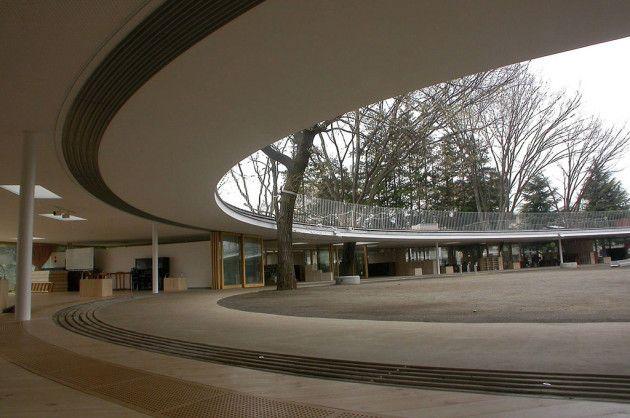 Kinder Garden: Japan, Tezuka Architects