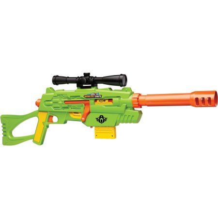 buzz bee toys | Buzz Bee Toys Air Warriors Ultra-Tek Snipe - Walmart.com