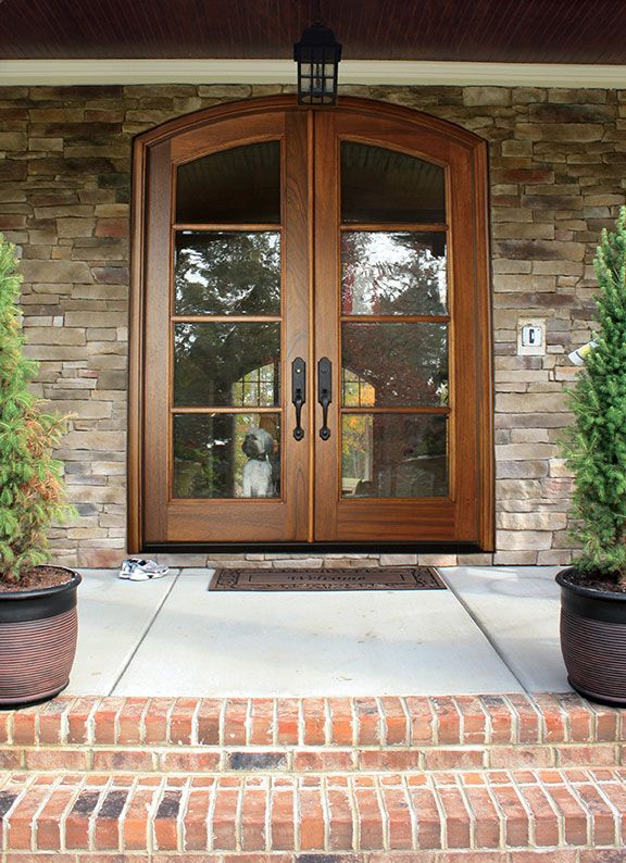 1000 Images About Arched Top Doors On Pinterest Stains