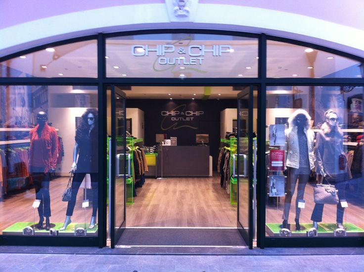 Chip & Chip Store in McArthur Glenn Designer's Outlet!