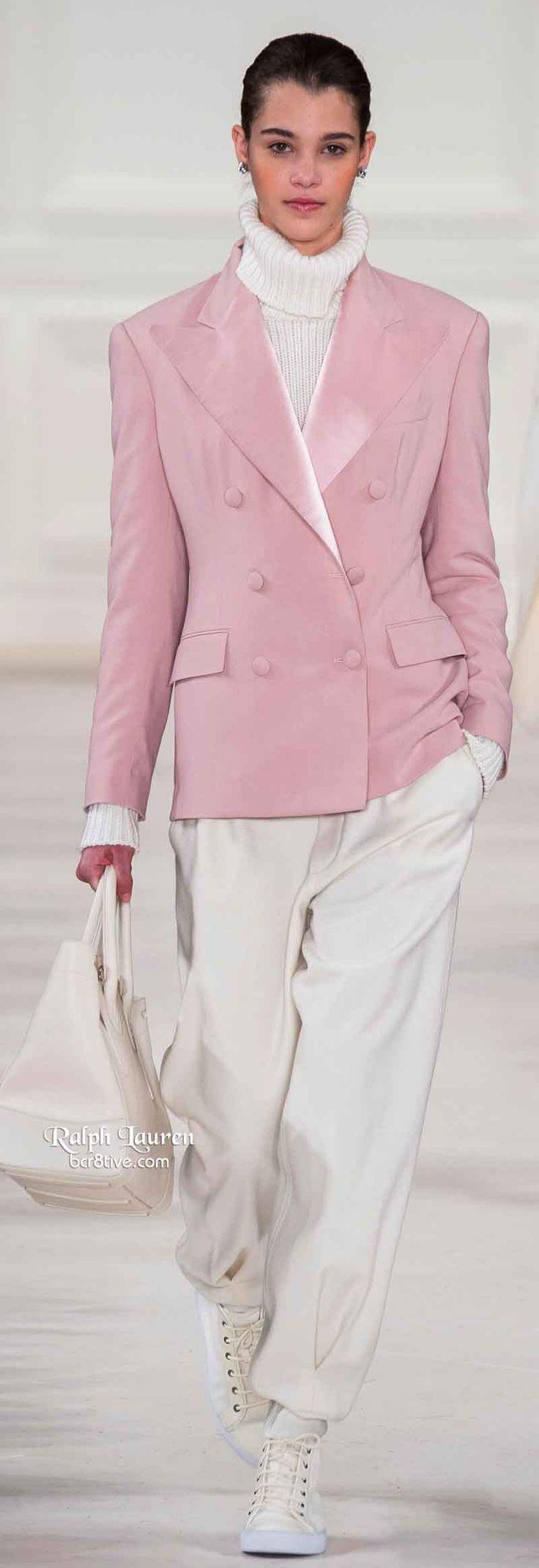 Fall 2014 - Ralph Lauren #Pink