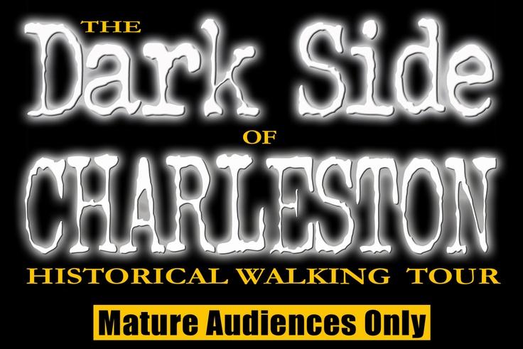 Dark Side Of Charleston Bulldog Tours