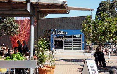 University of the Sunshine Coast Gallery Exhibitions