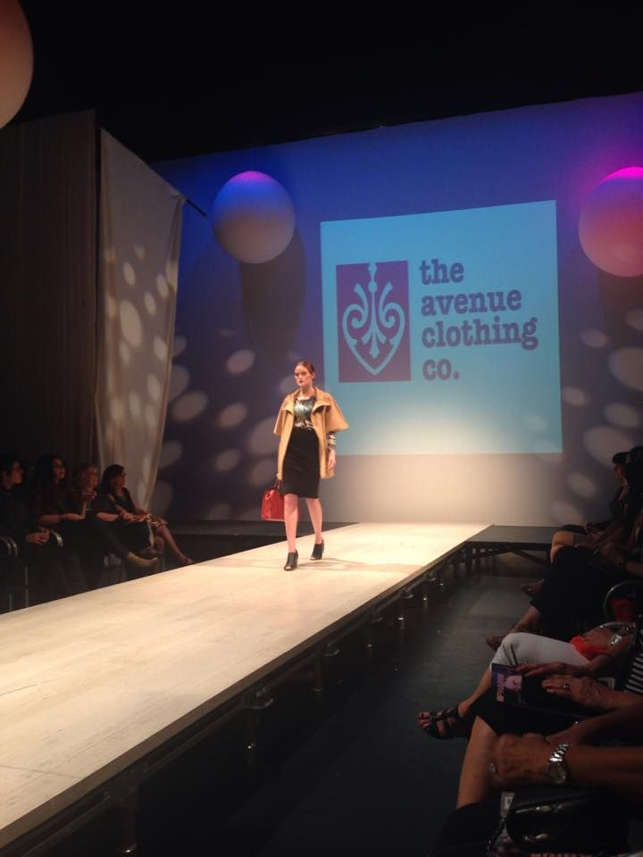 the avenue clothing co showcases fall 2014 style at #WCFW in the #WhyteAve showcase of #OldStrath style   #yegfashion #fallfashion
