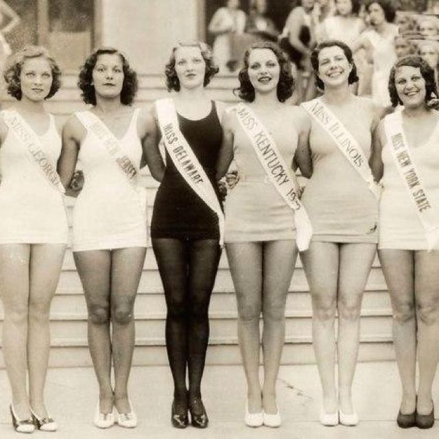 the importance of beauty contests to women Why some women feel empowered by beauty pageants  with our real miss  america series, mashable honors diverse role models — without.