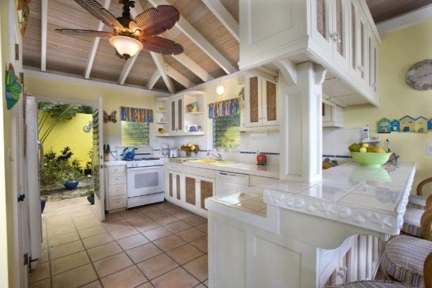 Carribean cottage style homes caribbean interior design ideas 1071 interior design - Cottage style homes interior ...