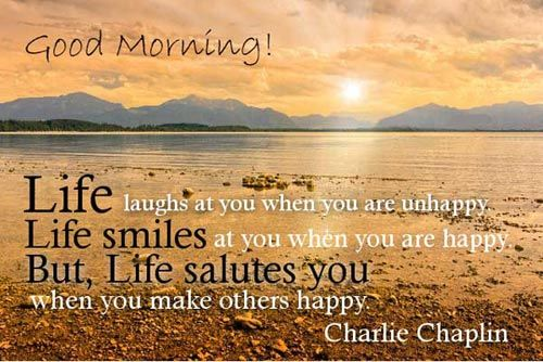Goodmorning Quote | 52 Inspirational Good Morning Quotes | http://www.goodmorningquote.com