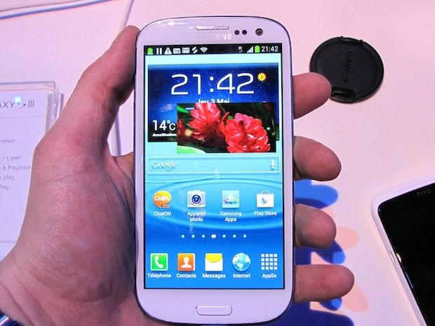 Samsung Galaxy S3 Users Opinions