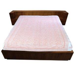 Drap de lit pas cher - Linge de maison ethnique 218 x 264 cm