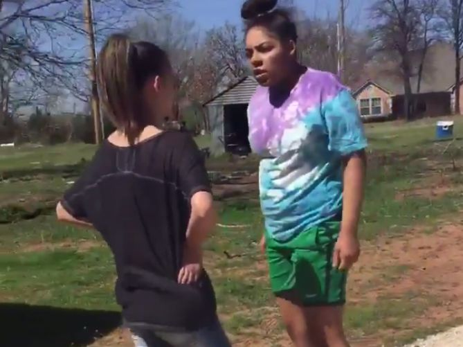 Black Girl Who Punches White Girl for Calling Her the N-Word Becomes a Meme  It was the punch heard 'round the Internet.