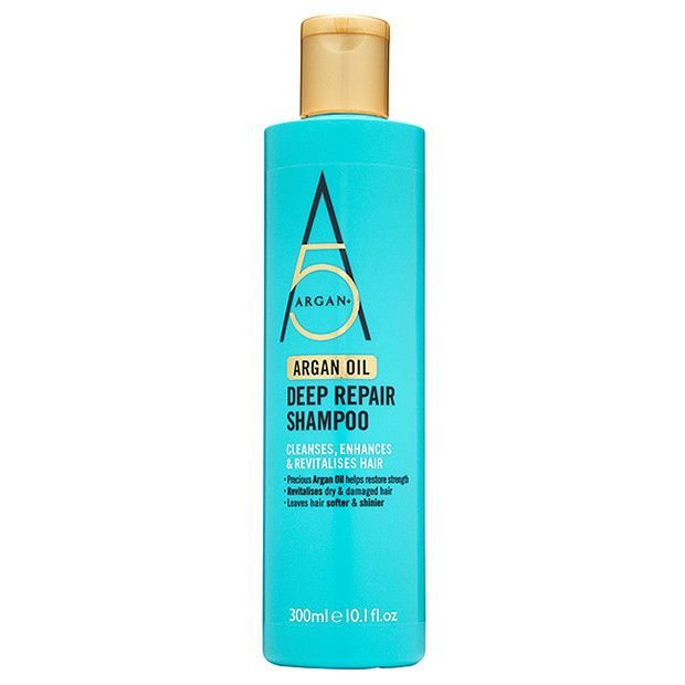 Argan 5+ Deep Repair Shampoo 300Ml - Amcal Chempro Online Chemist