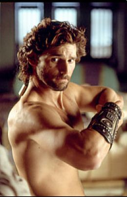 Eric Bana- another Troy hottie- He was awesome in Troy and also in chopper.