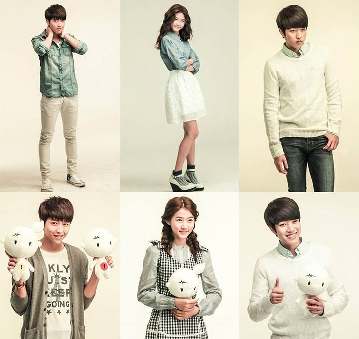 FIRST LOOK: Kim Sae Ron, Nam Woo Hyun, and Lee Sung Yeol in 'High School-Love On'