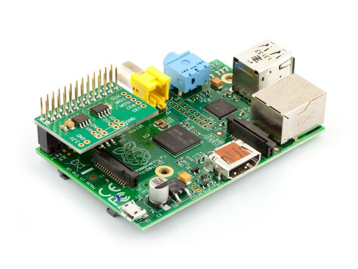 ADC-DAC Pi - Raspberry Pi Analog to Digital and Digital to Analog Converter