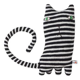 Love this striped kitters that my landlord can't complain about via Kido Store