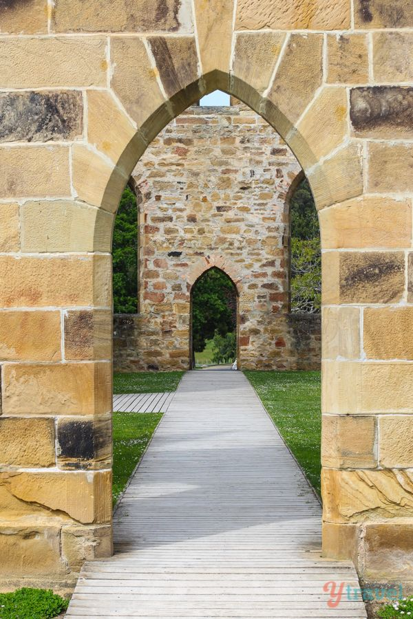 Port Arthur - one of the 19 best places to visit in Tasmania, Australia