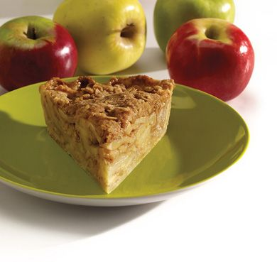 Fresh Apple Streusel Pie - Anna Olson