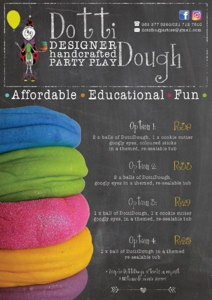 Dotti Dough is an affordable,  fun