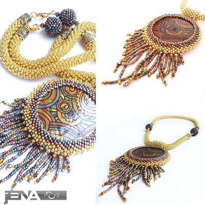 Necklace made by JENA