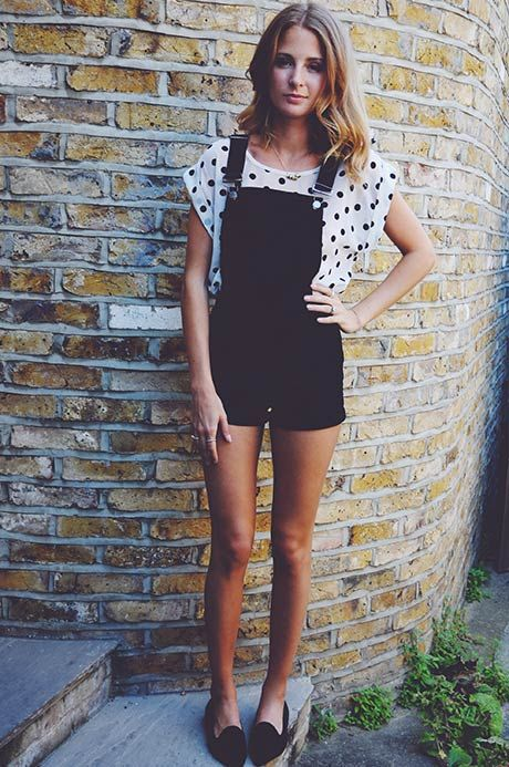 PLAYSUIT – MISS SELFRIDGE  TOP – GLAMOROUS  SHOES – RUSSELL  LASHES- MY SOHO LASHES aug