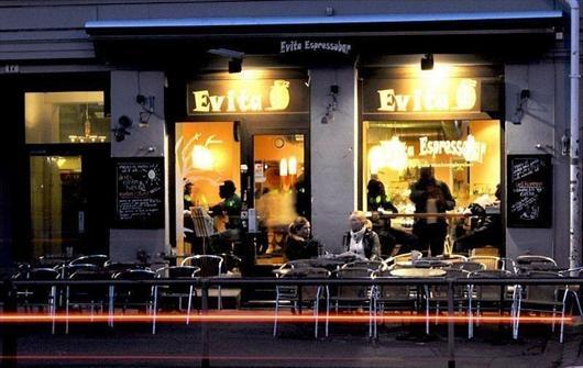 Evita Espressobar - Café