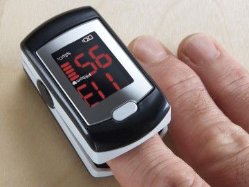 Fingertip Heart Rate Monitor | Heart rate, Monitor and Heart