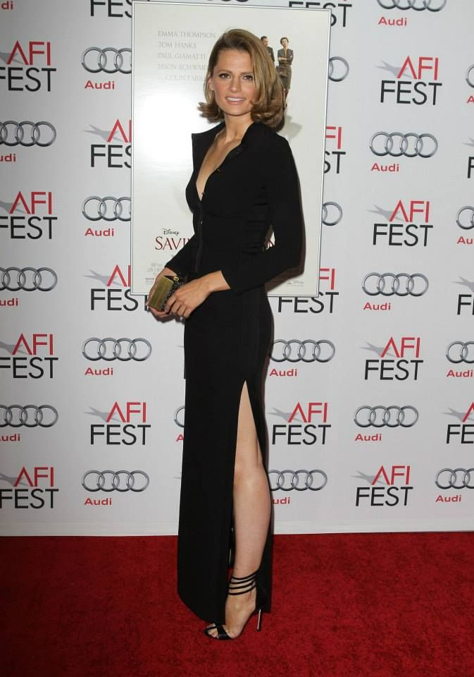 "249 best Stana Katic ""Ready for the Red Carpet"" images on ..."