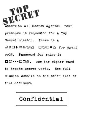 Secret Agent Spy Party Ideas from The Best Birthday :: Party Ideas for the Best Birthday Ever!