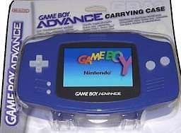 Nintendo Gameboy Advance Carrying Case,Tragetasche,in OVP,Neu